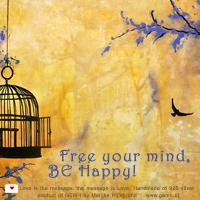 LITM_Free your mind be happy_CARD by GEMH