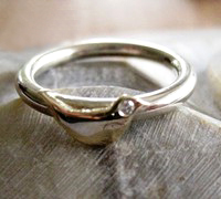GemhTrails ring met merel