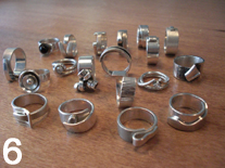 workshop6 zilver ring maken by GEMH